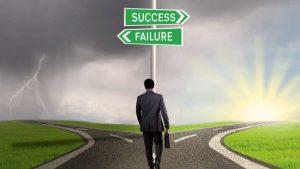 ความสำเร็จที่แท้จริง คือ ยังไม่ประสบความสำเร็จ